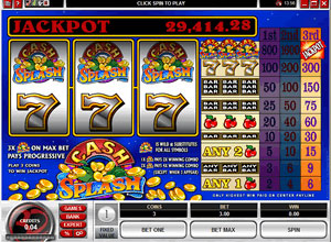 Cash Splash Classsic Slots
